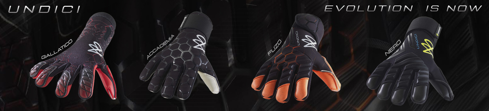 AB1GK Undici Gloves