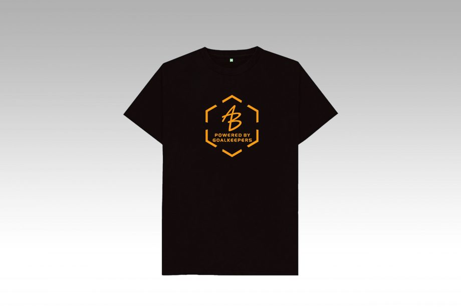 Powered by keepers tee